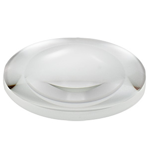 AL50100-A - Ø50 mm N-BK7 Aspheric Lens, f=100 mm, NA=0.23, ARC: 350-700 nm