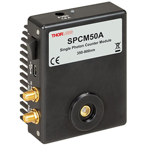 SPCM50A - Single Photon Counter Module, 350 - 900 nm, 50 µm