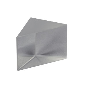 PS703 - CaF<sub>2</sub> Right-Angle Prism, Uncoated, 10 mm