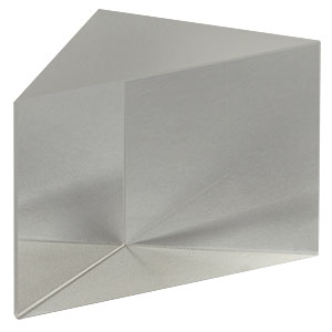 PS704 - CaF<sub>2</sub> Right-Angle Prism, Uncoated, 25 mm