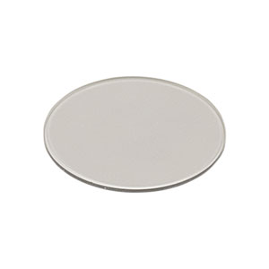 ND02B - Unmounted Reflective Ø25 mm ND Filter, Optical Density: 0.2