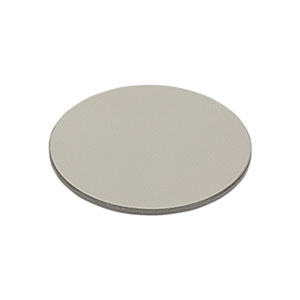 ND30B - Unmounted Reflective Ø25 mm ND Filter, Optical Density: 3.0