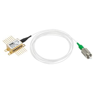 SFL1620S - 1620 nm, 40 mW, Butterfly Single-Frequency Laser, SM Fiber, FC/APC