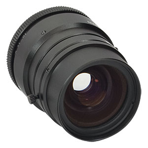MVL12M1 - 12 mm EFL, f/1.4, for 1in C-Mount Format Cameras, with Lock