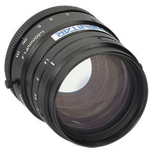 MVL50M1 - 50 mm EFL, f/1.4, for 1in Format Cameras, with Lock