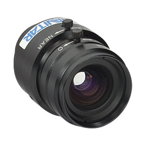 MVL8M23 - 8 mm EFL, f/1.4, for 2/3in C-Mount Format Cameras, with Lock