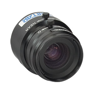 MVL12M23 - 12 mm EFL, f/1.4, for 2/3in Format Cameras, with Lock