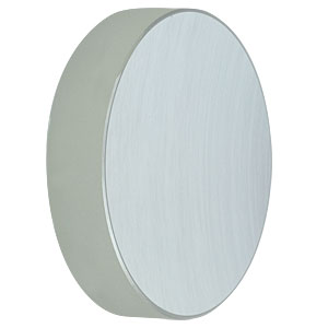 CM750-075-F01 - Ø75 mm UV Enhanced Al-Coated Concave Mirror, f=75.0 mm