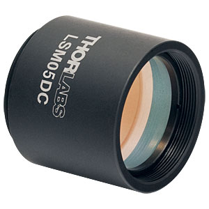 LSM05DC - Dispersion Compensating Block for the LSM05 and LSM05-BB Scan Lens