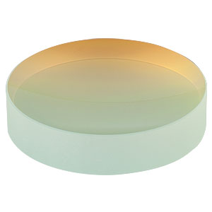 CM750-075-E04 - Ø75 mm Dielectric-Coated Concave Mirror, 1280 - 1600 nm, f = 75 mm