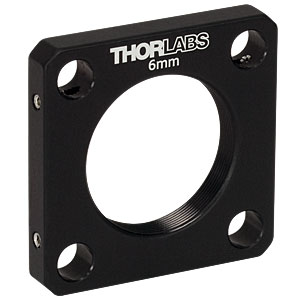 CP6S - SM1-Threaded 30 mm Cage Plate, 6 mm Thick
