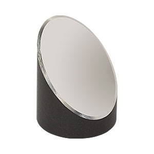 MPD254762-90-P01 - Ø1in 90° Off-Axis Parabolic Mirror, Prot. Silver, RFL = 6in