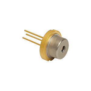 HL6312G - 635 nm, 5 mW, Ø9 mm, A Pin Code, Laser Diode