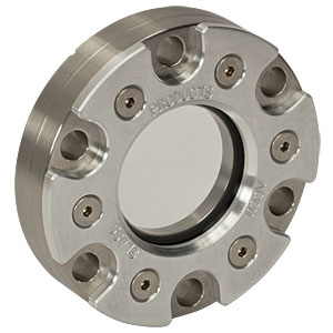 VPCH42 - Ø2.75in CF Flange, Uncoated UVFS Window