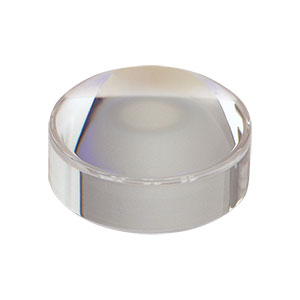 355392-B - f = 2.75 mm, NA = 0.64, Unmounted Geltech Aspheric Lens, AR: 650 - 1050 nm
