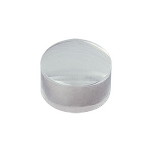 APL0609-A - Ø6 mm Molded Acrylic Aspheric Lens, f=9.07 mm, ARC: 400-700 nm
