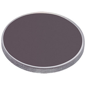 ND510B - Unmounted Reflective Ø1/2in ND Filter, Optical Density: 1.0