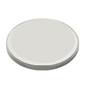 NDUV501B - Unmounted Ø1/2in UVFS Reflective ND Filter, OD: 0.1