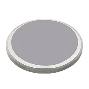 NDUV505B - Unmounted Ø1/2in UVFS Reflective ND Filter, OD: 0.5