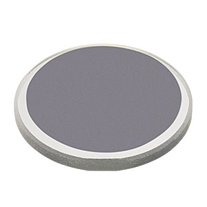 NDUV510B - Unmounted Ø1/2in UVFS Reflective ND Filter, OD: 1.0