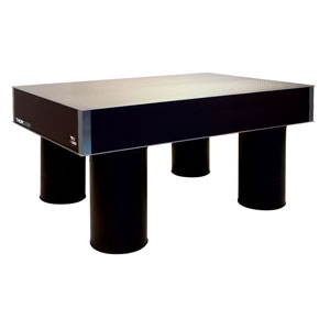 PTR52509-AL - UltraPlus Series Table (2500 mm x 1250 mm x 310 mm) with Active Supports