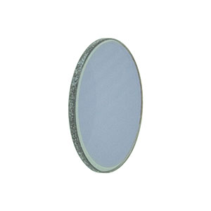 NE505B-B - Ø1/2in AR-Coated Neutral Density Filter, 650-1050 nm, OD: 0.5