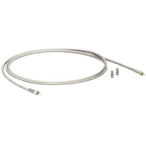MHP365L02 - Ø365 µm Core,  0.22 NA, High Power SMA Patch Cable, 2 m