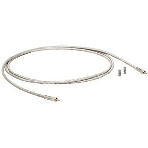 MHP550L02 - Ø550 µm Core,  0.22 NA, High Power SMA Patch Cable, 2 m