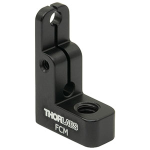 FCM - Post-Mountable Ø2.5 mm Ferrule Clamp, 8-32 Tap