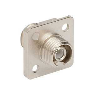 ADAFC2 - FC to FC Mating Sleeve, Wide Key (2.2 mm), Square Flange