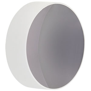 CM254-019-F01 - Ø1in UV-Enhanced Al-Coated Concave Mirror, f = 19.0 mm
