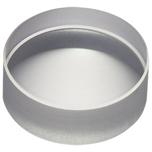 LC4210-A - Ø1/2in, f = -25 mm, UV Fused Silica Plano-Concave Lens, ARC: 350 - 700 nm