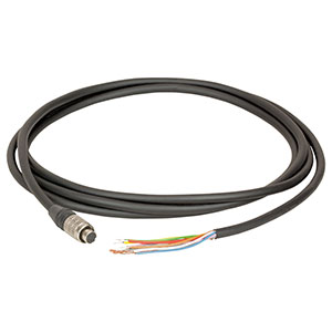 CAB-DCU-T3 - Trigger and I/O Cable, Hirose 25, for DCC3240, DCC3260, WFS30 and WFS40, 2 m