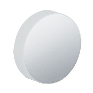 PF10-03-F01 - Ø1in (25.4 mm) UV Enhanced Aluminum Mirror