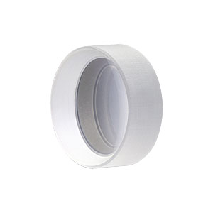 LC4210-UV - Ø1/2in Plano-Concave Lens, f = -25.00 mm, ARC: 245 - 400 nm