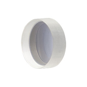 LC4357-UV - Ø1/2in Plano-Concave Lens, f = -50.00 mm, ARC: 245 - 400 nm