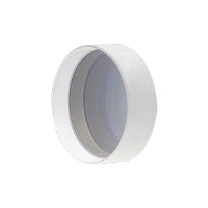 LC4413-UV - Ø1/2in Plano-Concave Lens, f = -75.00 mm, ARC: 245 - 400 nm