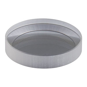 LC4888-UV - Ø1in Plano-Concave Lens, f = -100.00 mm, ARC: 245 - 400 nm