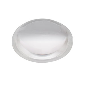 LA1805-A - N-BK7 Plano-Convex Lens, Ø1in, f = 30.0 mm, AR Coating: 350-700 nm