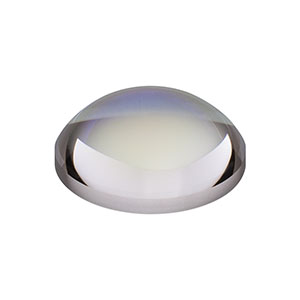 LA1859-B - N-BK7 Plano-Convex Lens, Ø18.0 mm, f = 20 mm, AR Coating: 650 - 1050 nm