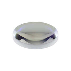 LA1085-B - N-BK7 Plano-Convex Lens, Ø18.0 mm, f = 30 mm, AR Coating: 650 - 1050 nm
