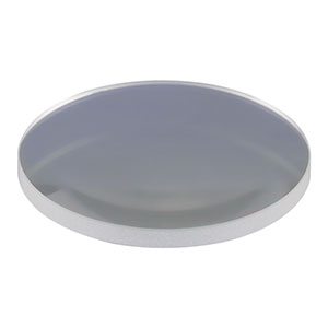 LA1986-B - N-BK7 Plano-Convex Lens, Ø1in, f = 125 mm, AR Coating: 650 - 1050 nm