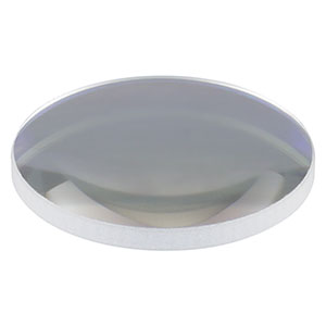 LA1031-B - N-BK7 Plano-Convex Lens, Ø30.0 mm, f = 100 mm, AR Coating: 650 - 1050 nm