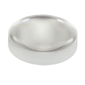 LB1494-B - N-BK7 Bi-Convex Lens, Ø9.0 mm, f = 12.0 mm, ARC: 650-1050 nm