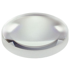 LB1378-B - N-BK7 Bi-Convex Lens, Ø1/2in, f = 40.0 mm, ARC: 650-1050 nm
