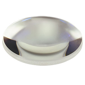 LB1761-B - N-BK7 Bi-Convex Lens, Ø1in, f = 25.4 mm, ARC: 650-1050 nm