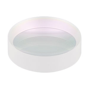 LC1715-C - N-BK7 Plano-Concave Lens, Ø1in, f = -50 mm, AR Coating: 1050-1700 nm