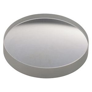 LF4370-UV - f = -150.0 mm, Ø1in UV Fused Silica Negative Meniscus Lens, AR Coating: 245-400 nm
