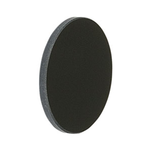 NE30B - Unmounted Ø25 mm Absorptive ND Filter, Optical Density: 3.0