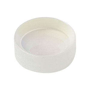 LC2265-B - N-SF11 Plano-Concave Lens, f = -15.0 mm, Ø1/2in, AR Coating: 650-1050 nm